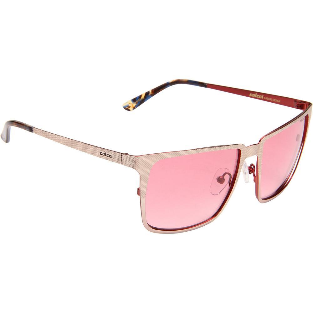 1fdb63e0f48c5 → Óculos de Sol Colcci Unissex Metal Quadrado é bom  Vale a pena