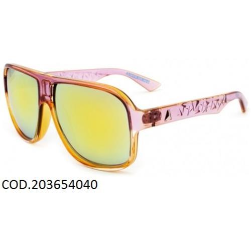 Óculos Solar Absurda Calixtin Cod. 203654040 - Violeta Amarelo é bom  Vale a 14d8fc685b