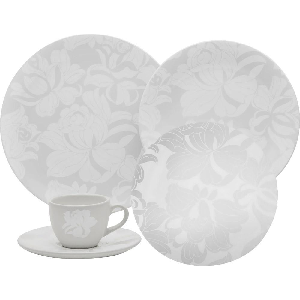Aparelho De Jantarcha 20 Peças Oxford Porcelanas Mail Order