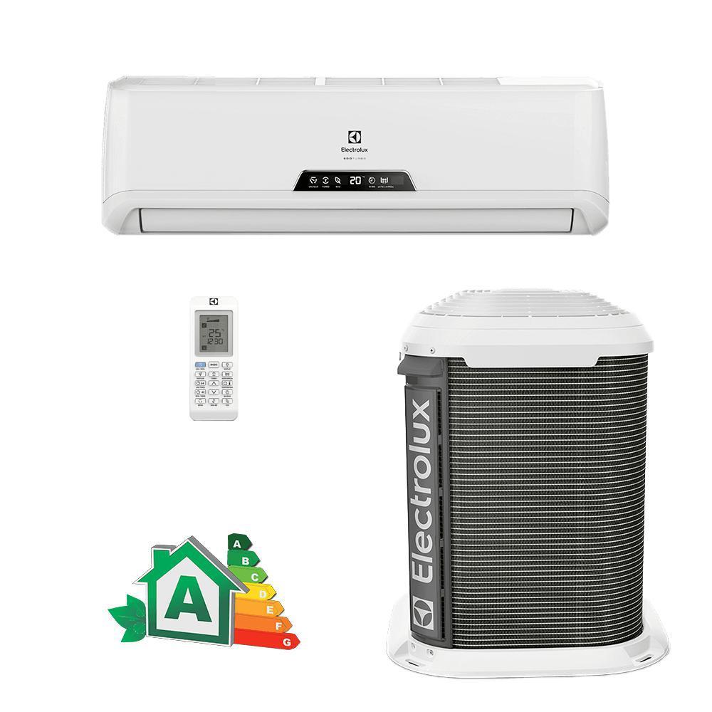 6eef807d9 Ar Condicionado Split Hi-Wall Electrolux Ecoturbo 12.000 Btus Frio 220v é  bom  Vale a pena