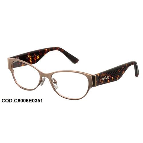 Armação Para Oculos De Grau Colcci C6006 Cod. C6006E0351 Dourado Turtle é  bom  Vale a pena  0ded46241d