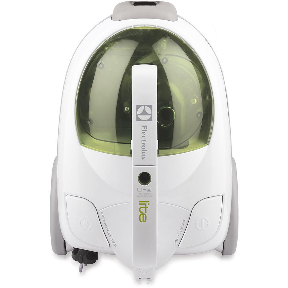 97cc1083c Aspirador de pó Electrolux LIT11 - 1400W - Branco e Verde é bom  Vale a