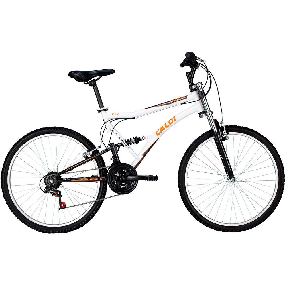 c0d31f00c → Bicicleta Caloi XRT Aro 26 21 Marchas MTB - Branco é bom  Vale a ...