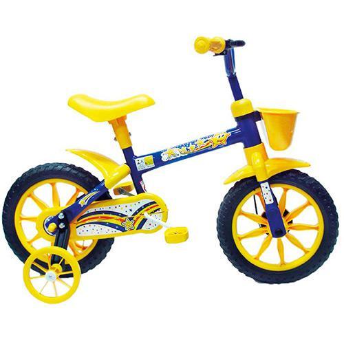5a9d946f7 Bicicleta Masculina Track   Bikes Arco-Íris Aro 12
