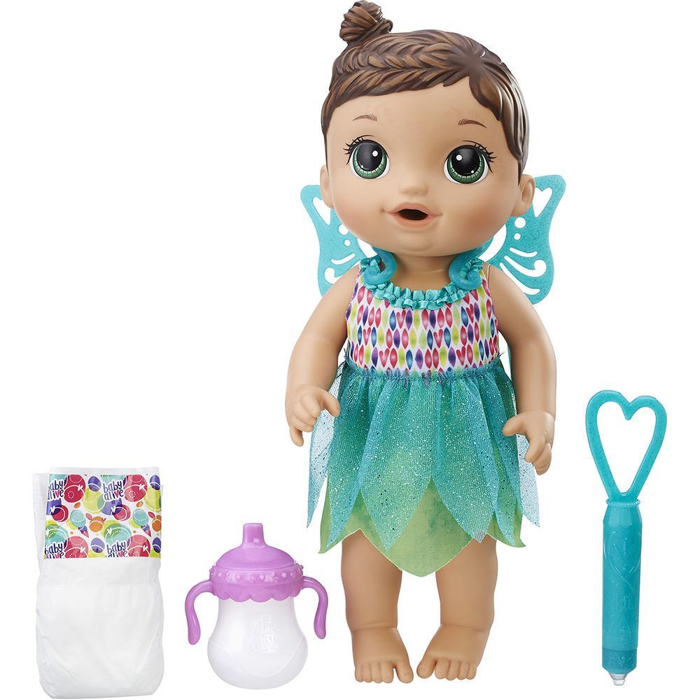 ecf96ef02f → Boneca Baby Alive Hora da Festa Morena - Hasbro é bom  Vale a pena