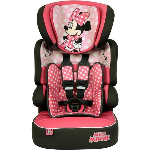 1af3683133cf0 Cadeira Para Auto 9 A 36 Kg Disney Beline Sp Rosa Minnie é bom? Vale a pena?