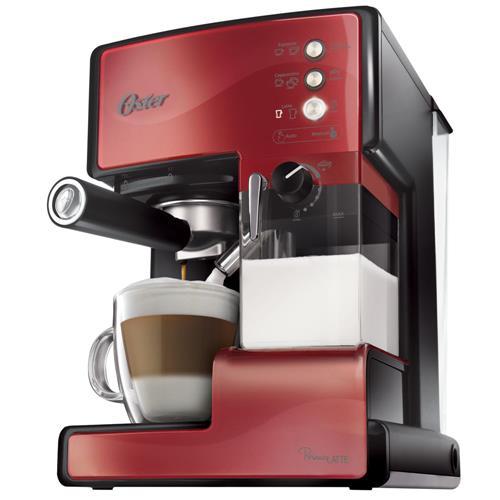 9be1d7969 → Cafeteira Expresso Oster Prima Latte – Vermelha é bom  Vale a pena