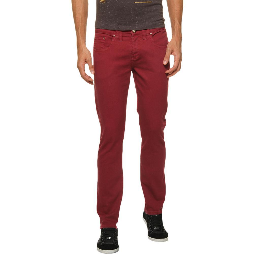 → Calça Addict 5 Pockets Color Strech Slim É BOM  VALE A PENA   d2a6a658681