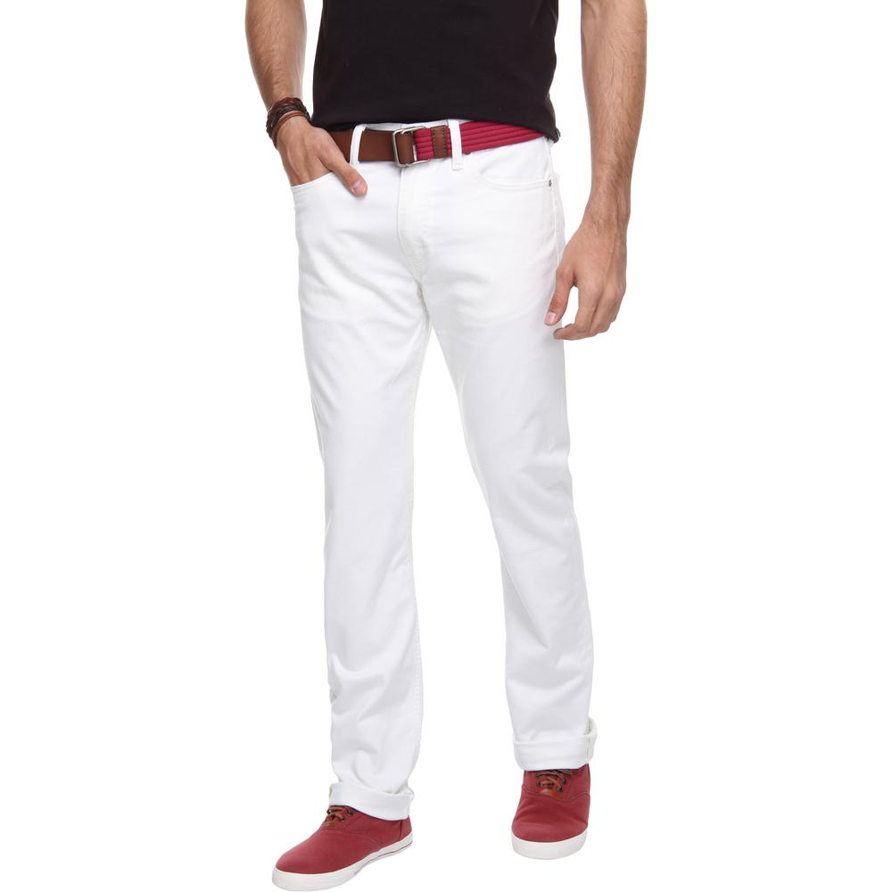 → Calça em Sarja Levi s 513 Slim Straight Fit é bom  Vale a pena  815d8018d1f
