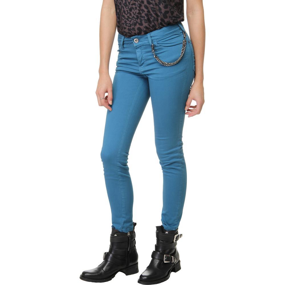 → Calça Jeans Ellus Skinny Color Satin Corrente é bom  Vale a pena  cead92ca6fd