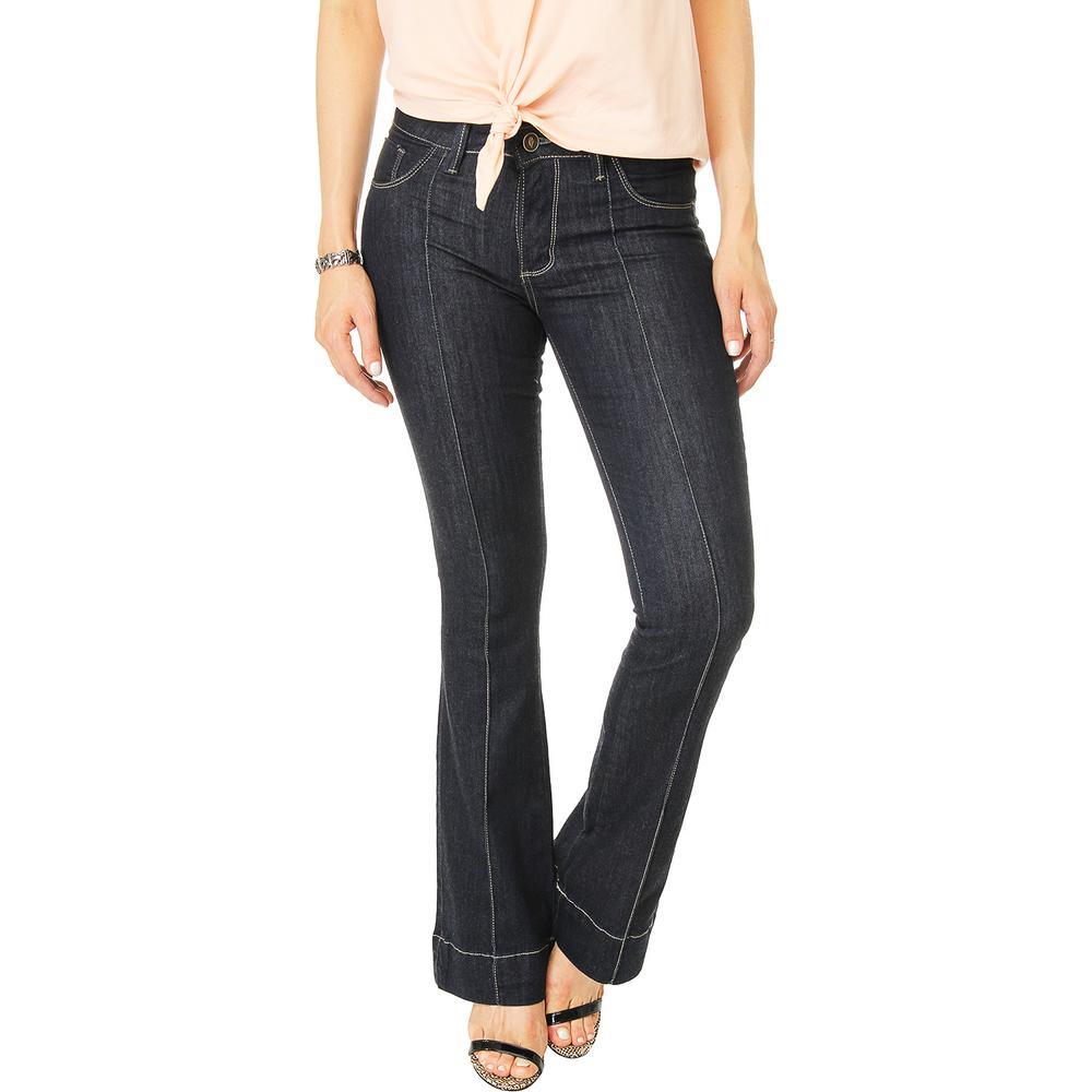 46ac643ea5 → Calça Jeans Sawary Flare Amaciado【É BOM? VALE A PENA?】