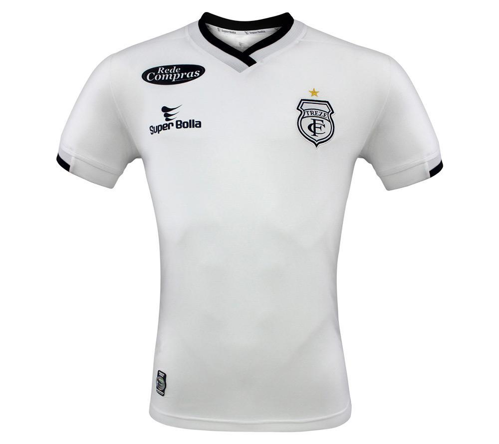 1579290d40 → Camisa Oficial Treze II 2016 Super Bolla é bom  Vale a pena