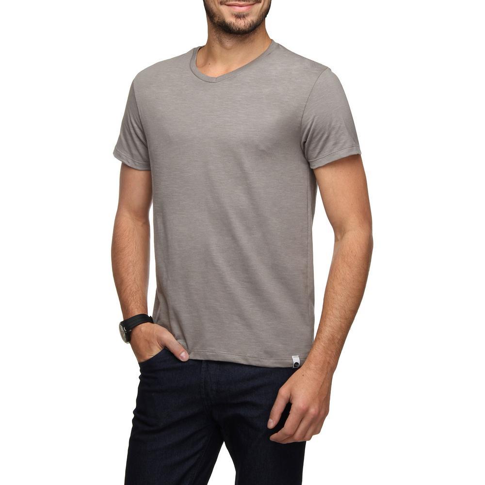 b02b917ede → Camiseta Flamê LUK Gola V É BOM  VALE A PENA