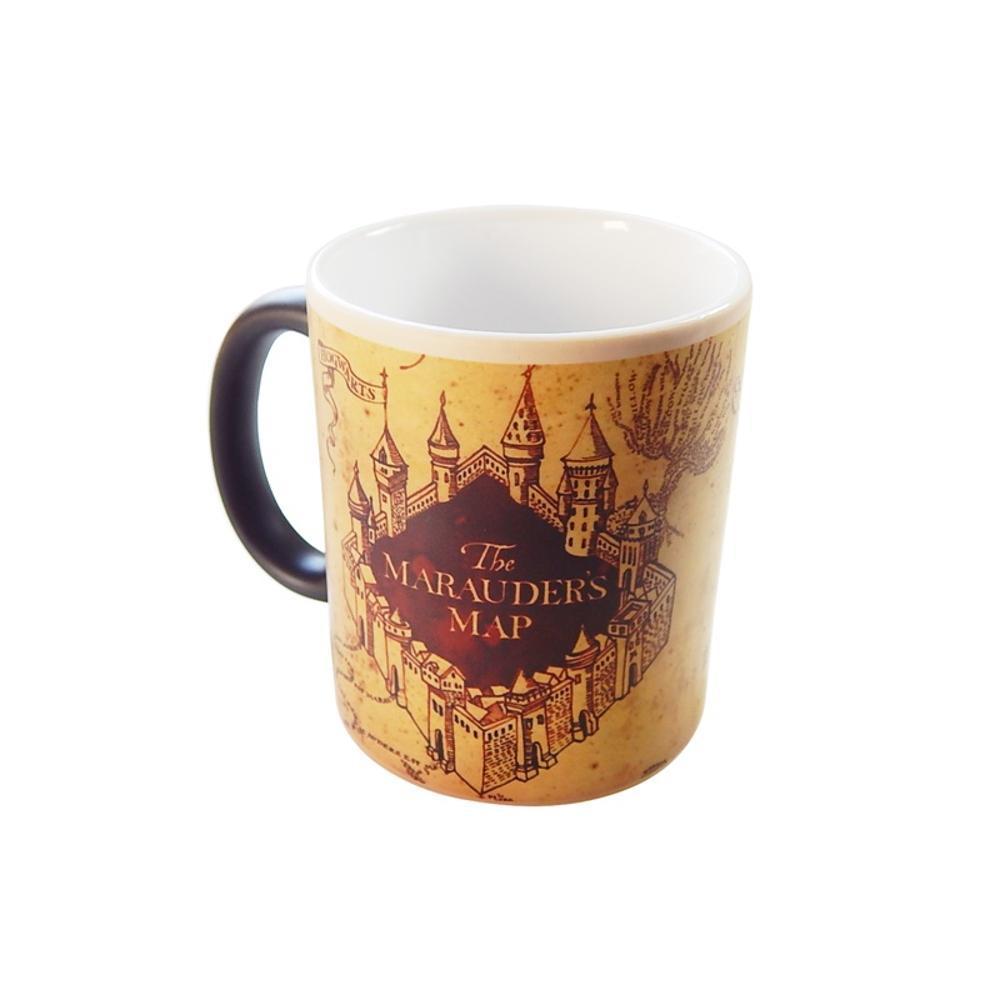 24361afd8 → Caneca Mágica Harry Potter - Mapa Do Maroto É BOM  VALE A PENA