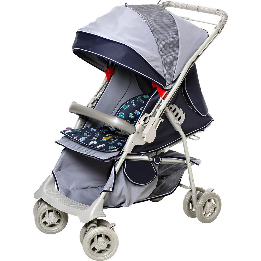 18bd590950 → Carrinho de Bebê Passeio Galzerano Maranello Azul é bom  Vale a pena