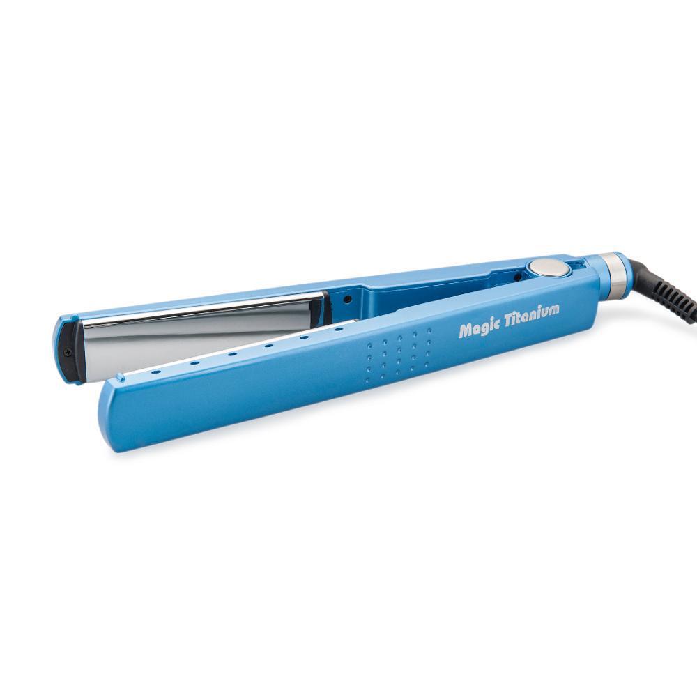 2a3255bc0 Chapinha Nano Titanium Profissional Ate 450°F - Bivolt - Azul é bom? Vale