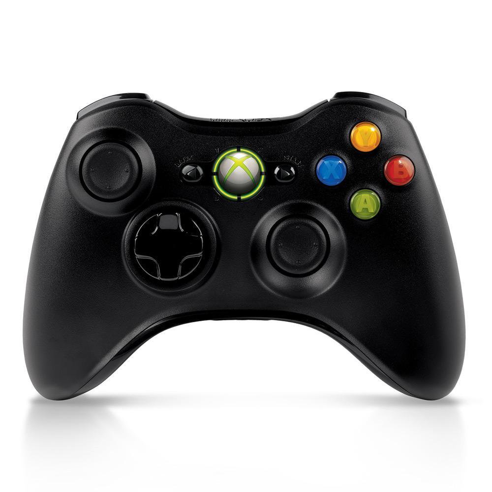 → Controle Xbox 360 sem fio Preto é bom? Vale a pena?