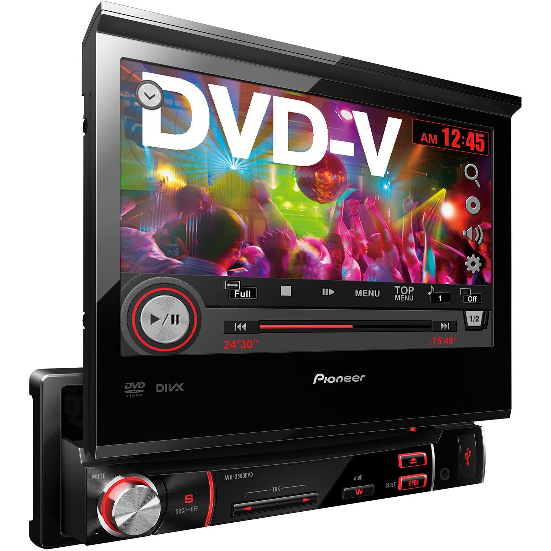 b3db8d305c621 → DVD Player Automotivo Pioneer AVH-3580 Tela 7