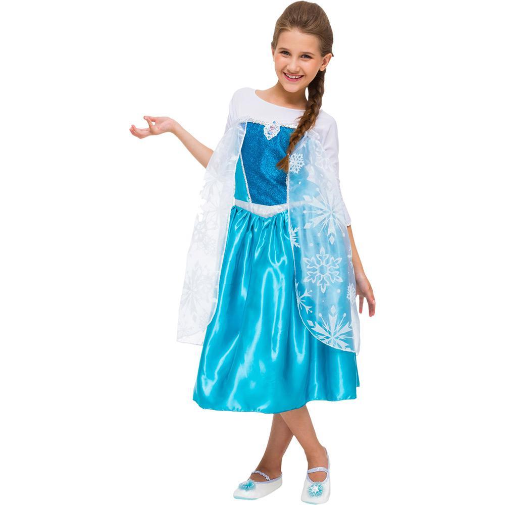 2bb72a2f60 → Fantasia Infantil Frozen Elsa Luxo - Rubies é bom? Vale a pena?