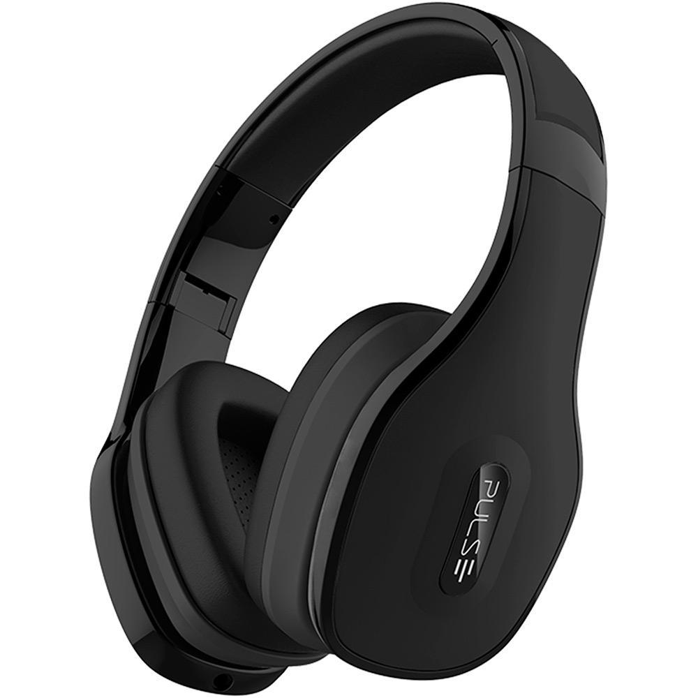 Fone de Ouvido Pulse Headphone Over Ear Haste Ajustável Preto Hands Free  com Microfone Integrado é bom  Vale a pena  b782b495a4285