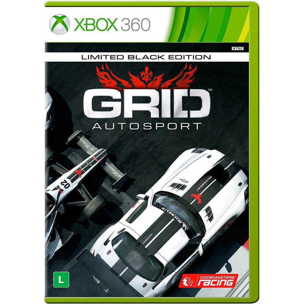 Game grid autosport black edition xbox é bom vale