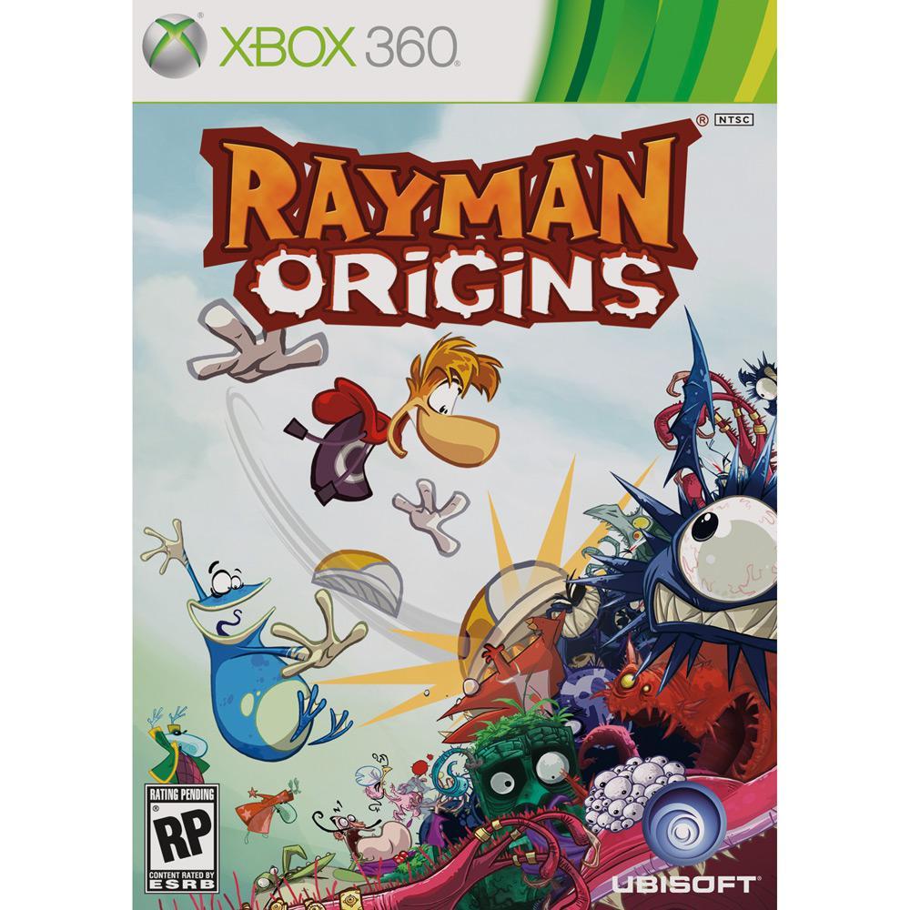 Game rayman origins xbox é bom vale a pena