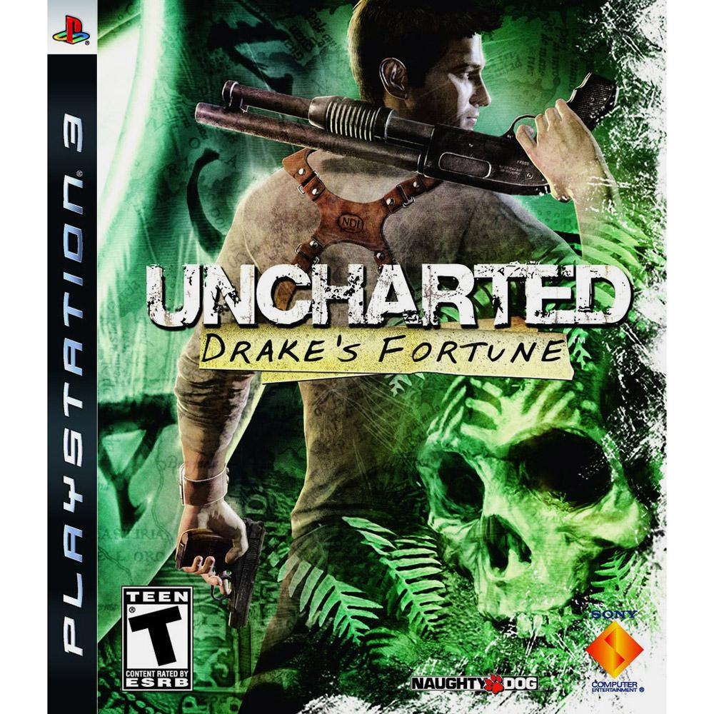 → Game Uncharted Drakes Fortune - PS3 é bom? Vale a pena?