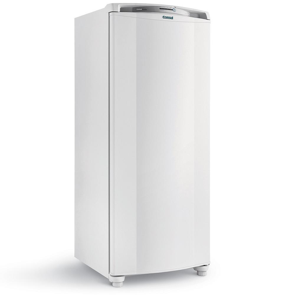 3f1f0c588 Geladeira   Refrigerador Consul 1 Porta Facilite CRB36 com Frost Free 300L  - Branco é bom