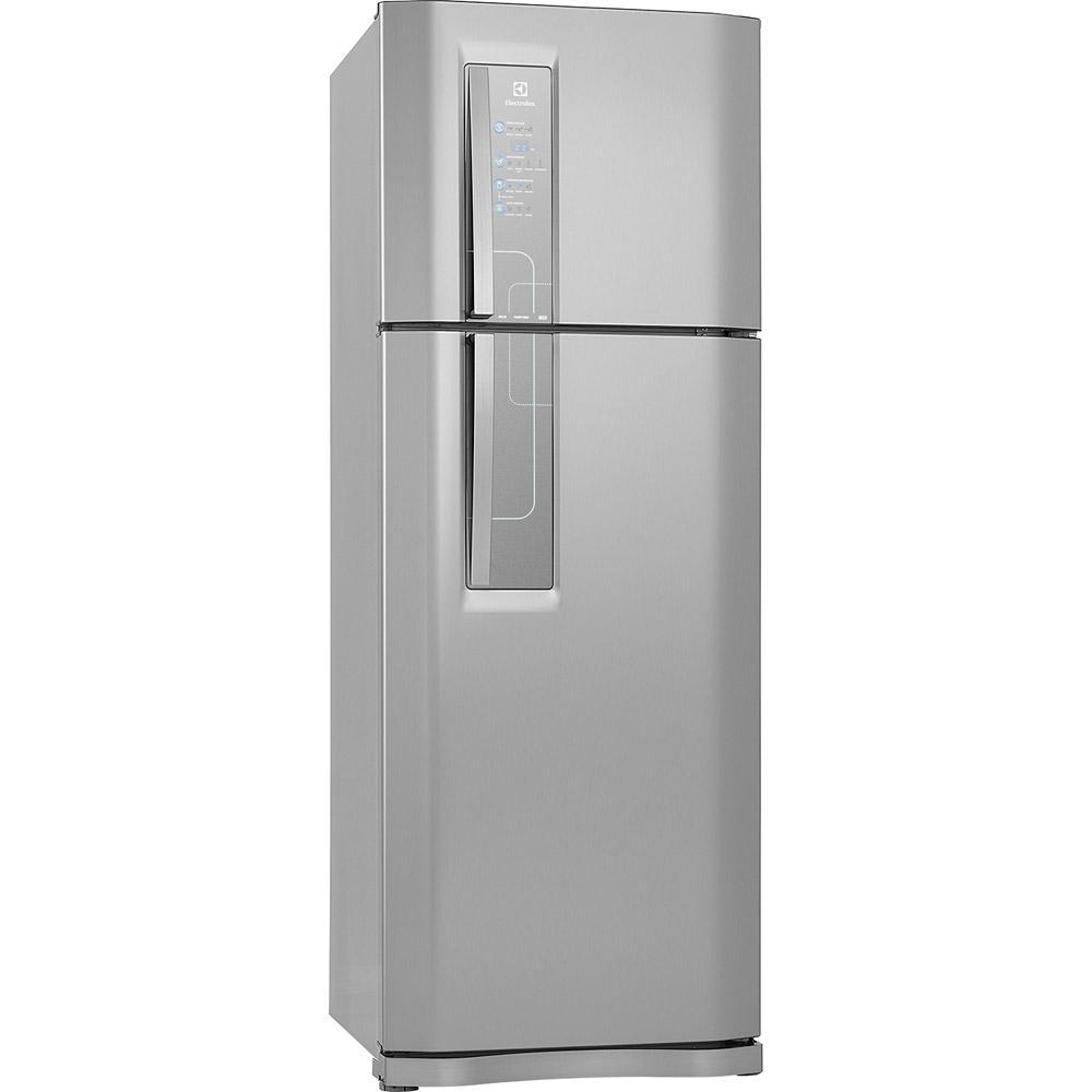 Geladeira Refrigerador Electrolux Frost Free Duplex Df52x 459