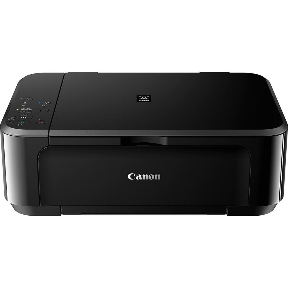 a5a097ad6 Impressora Multifuncional Canon Pixma MG3610 Preto Wi-Fi é bom  Vale a pena