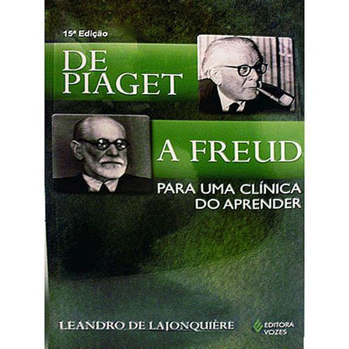 9fa18603b25 → Livro - De Piaget A Freud - Para Uma Clínica do Aprender é bom ...