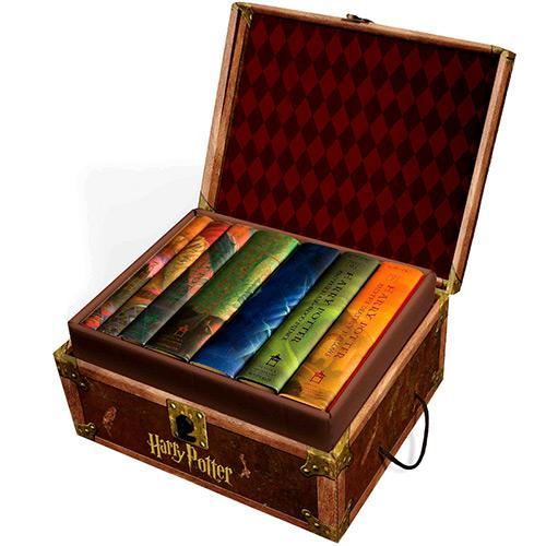 Livro - Harry Potter Boxed Set (Books 1-7) é bom? Vale a pena?