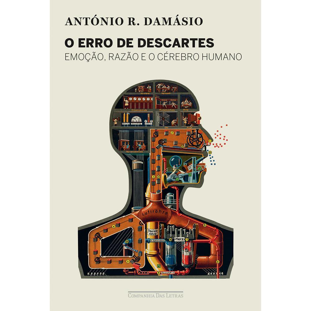 11acb903d6d → Livro - O Erro de Descartes  Emoção