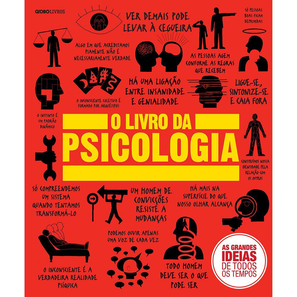 02307153b98 → Livro - O Livro da Psicologia É BOM  VALE A PENA