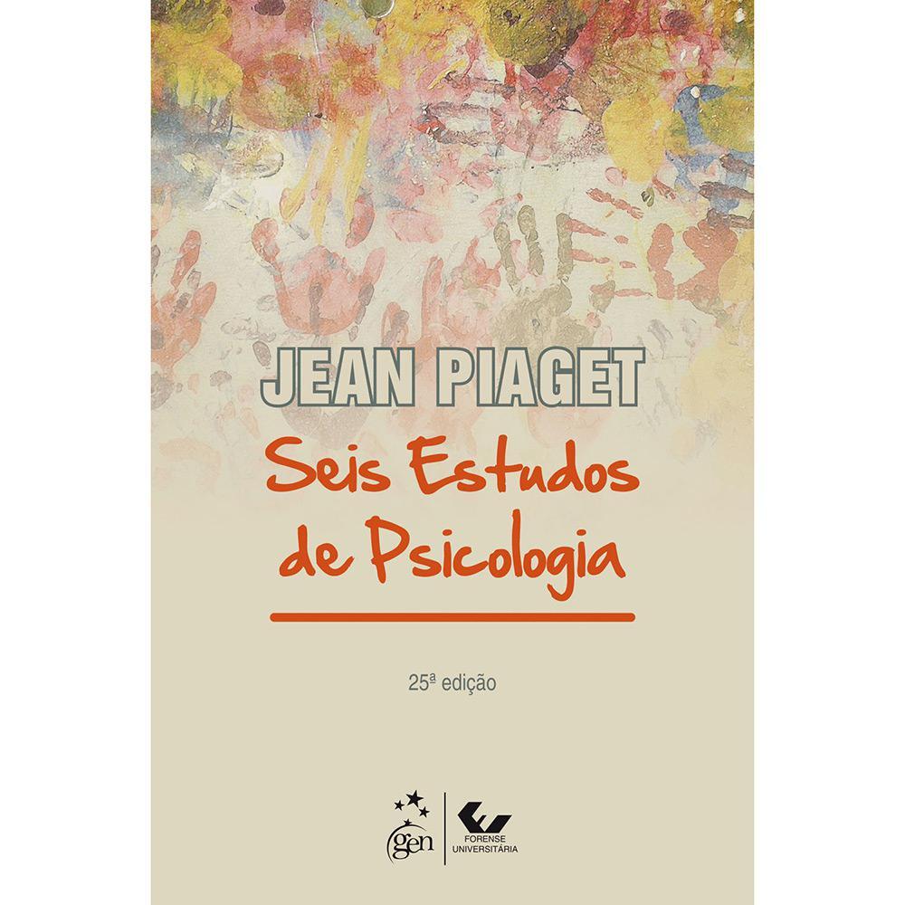 c169d6c7bb2 → Livro - Seis Estudos De Psicologia é bom  Vale a pena