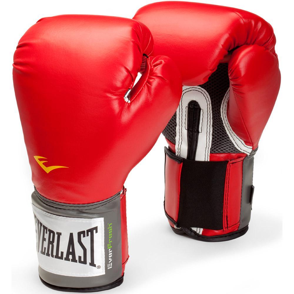 1437d2bda → Luva de Boxe Pro Style 14Oz - Vermelha - Everlast é bom  Vale a pena