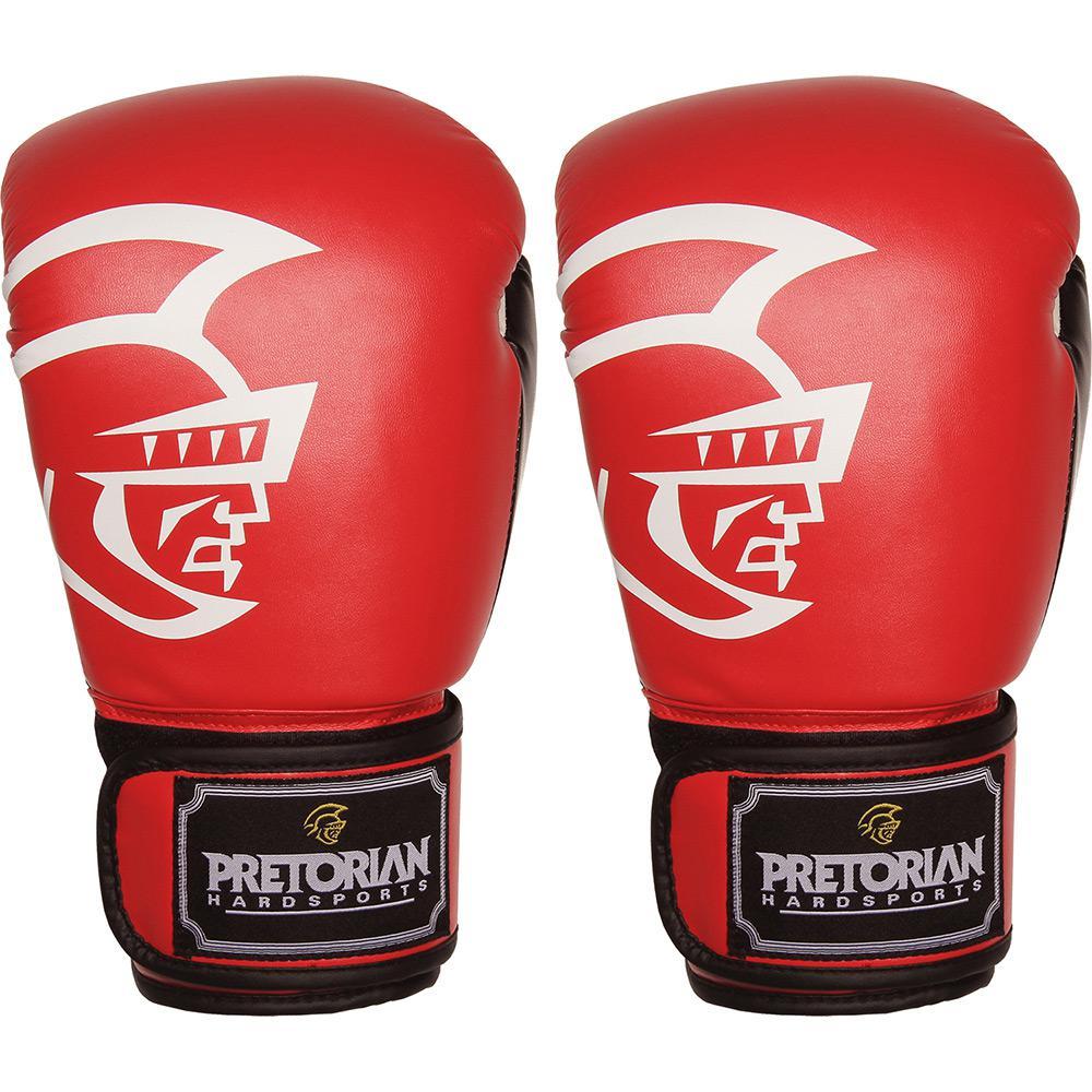 87a87c15e → Luva de Boxe Trainning Vermelha 14OZ - Pretorian É BOM  VALE A ...