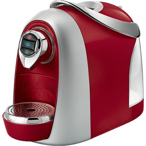 f78d14e55 Máquina de Café Espresso Multibebidas Tres Modo - Vermelho é bom  Vale a  pena