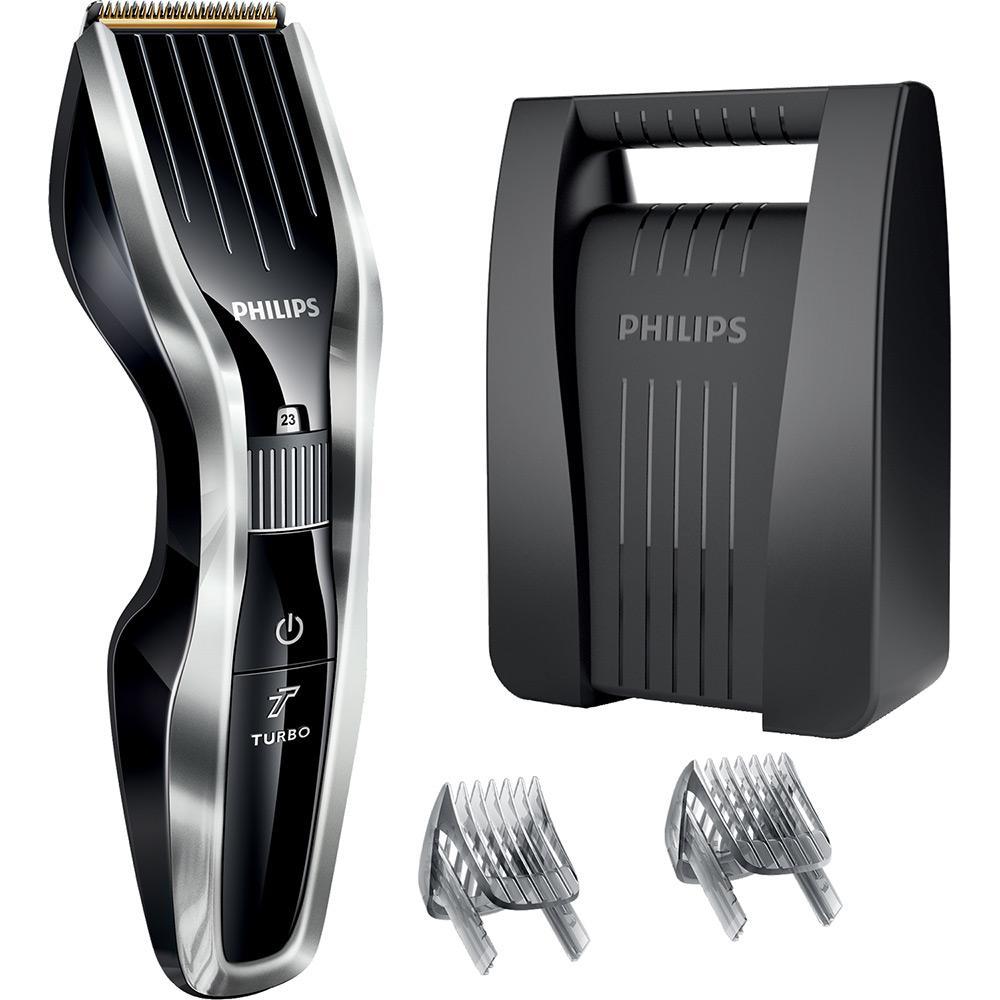 b4095ecd6 Máquina de Cortar Cabelo Philips HC5450/80 DualCut com Lâminas de Titânio Sem  Fio Bivolt é bom? Vale a pena?