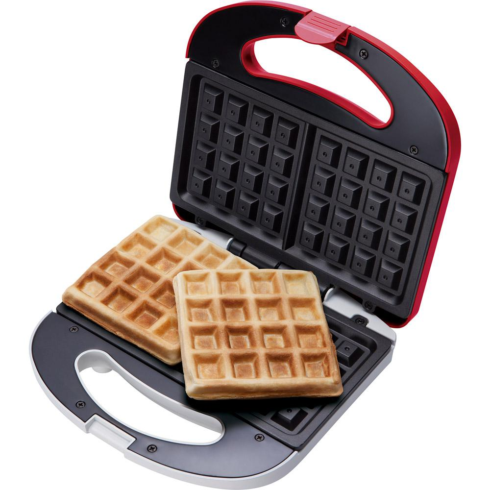 a82439acf → Máquina de Waffle Cadence Vermelho WAF100 é bom  Vale a pena