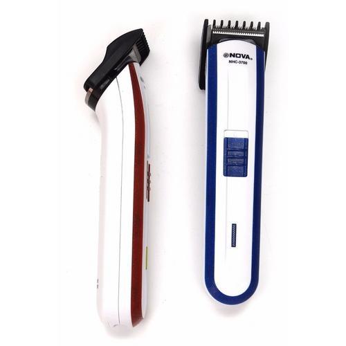 Maquina Aparador Pelos Corta Cabelo Barba Pezinho Recarrega é bom  Vale a  pena  466936662853
