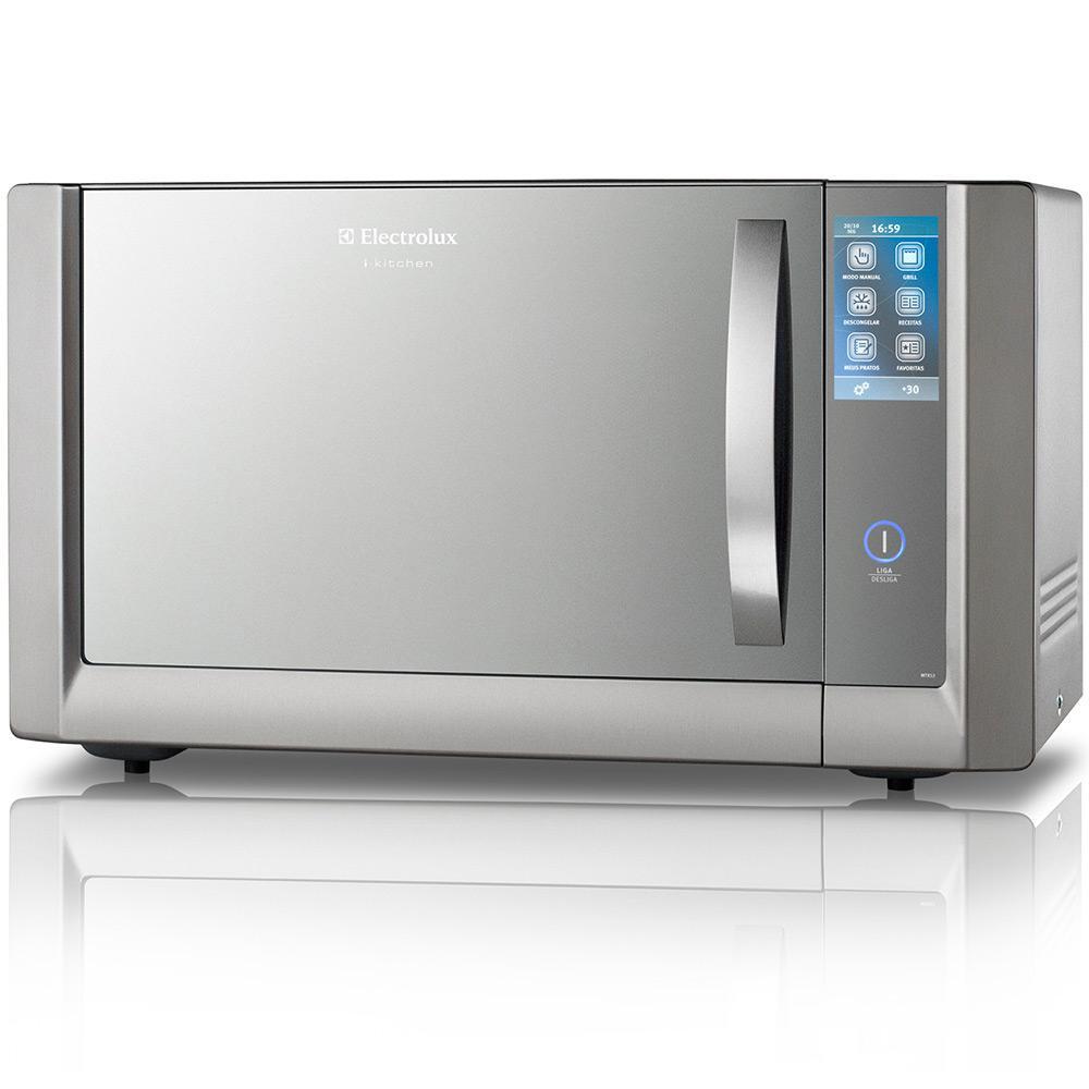 e7c25f5c3 → Micro-ondas Electrolux i-Kitchen MTX52 42 Litros - Inox é bom ...