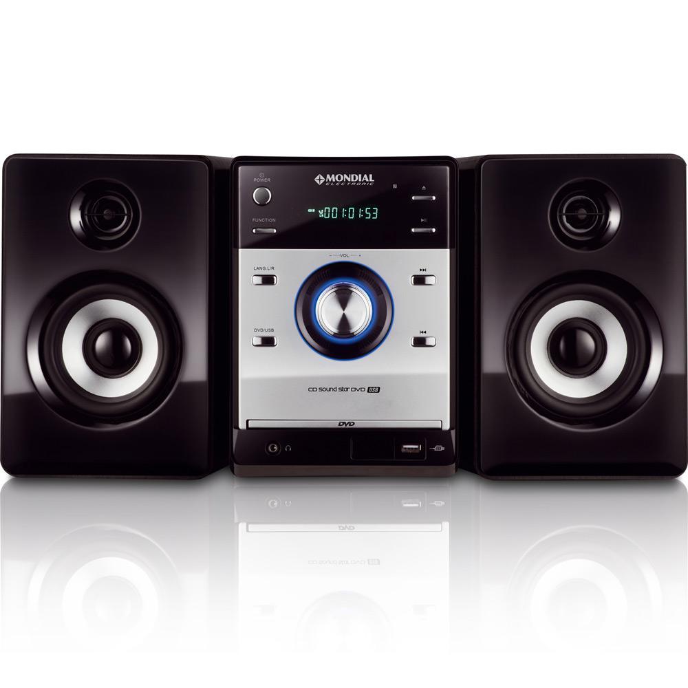 4d6e0063088 → Mini System - MS 03 - CD Sound Star c CD Player