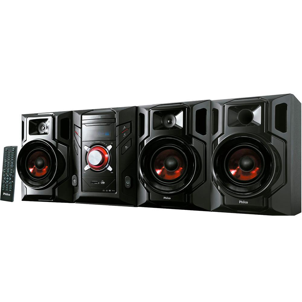 730d8de6725 → Mini System Philco PH800M Reproduz CD e DVD
