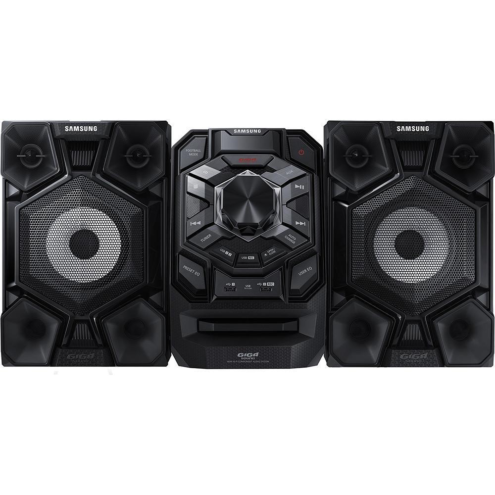 1455accc8c7 → Mini System Samsung Gigasound MX-J640 ZD CD Player Rádio AM FM ...