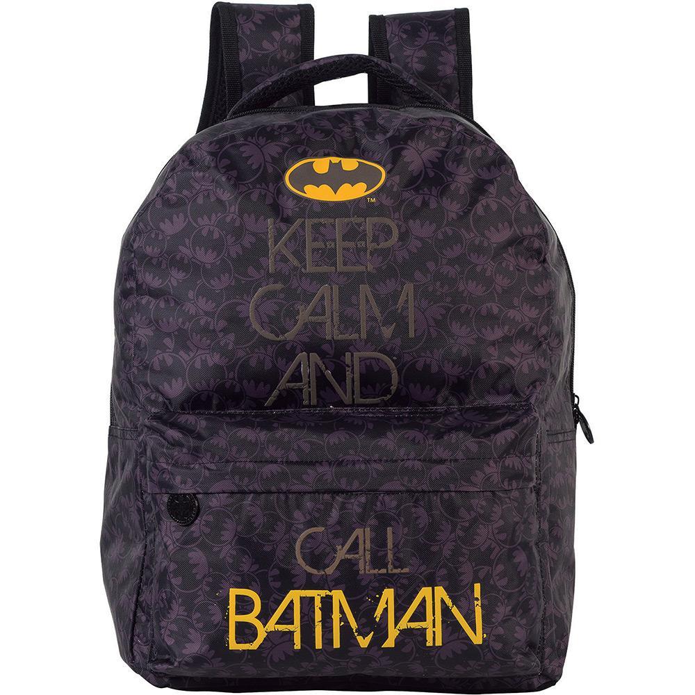 dca67da86 → Mochila Infantil Batman Teen 4983 Preto - Xeryus é bom? Vale a pena?