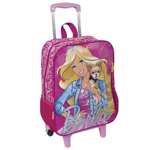 36a0cf7f0 → Mochilete Infantil G Sestini Barbie 16M - Rosa【É BOM? VALE A PENA?】
