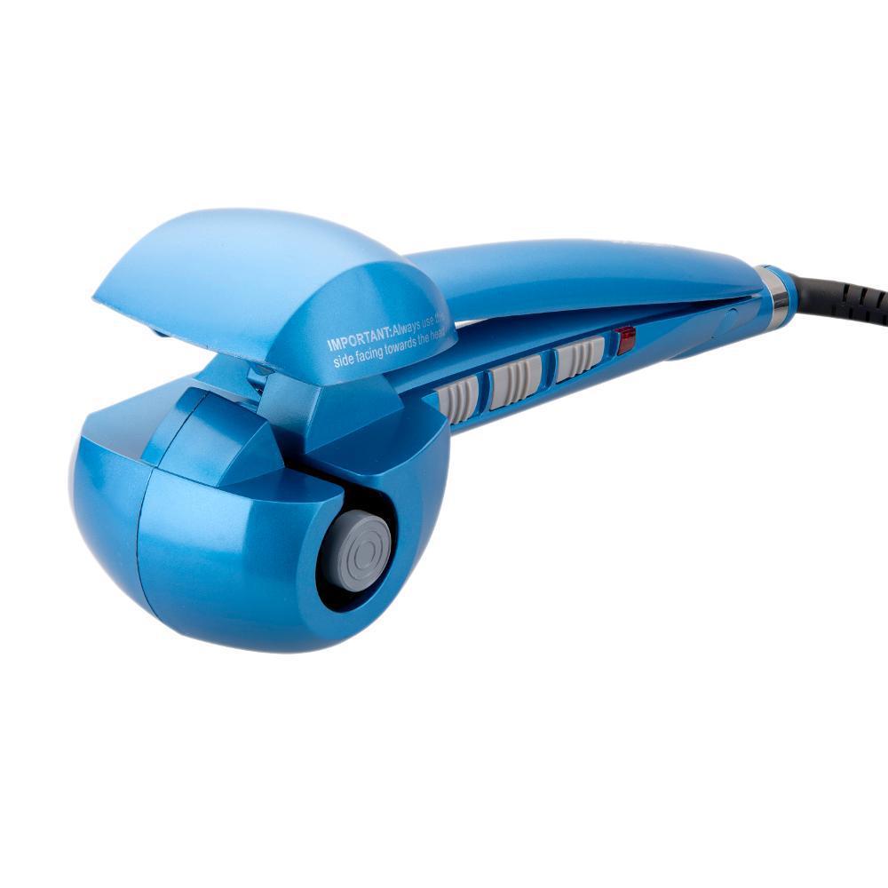 246d6bbcb Modelador De Cachos Nano Titanium Cacheador Bivolt Azul - Miss Rose é bom?  Vale a