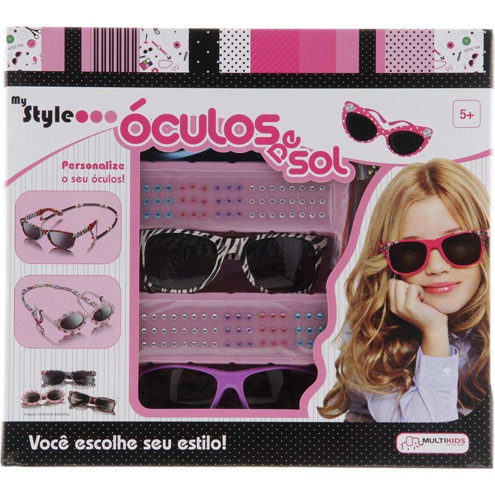 → My Style Óculos de Sol Multikids É BOM  VALE A PENA   21be51680b