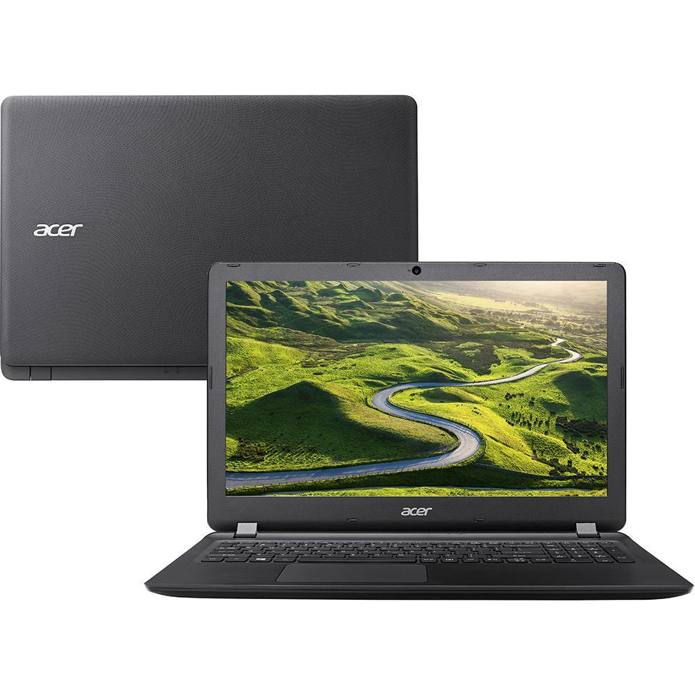 fe3b3680acdde → Notebook Acer ES1-572-36XW Intel Core i3 4GB 1TB Tela LED 15